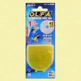 Cuchilla Olfa para cutter rotativo de 45 mm