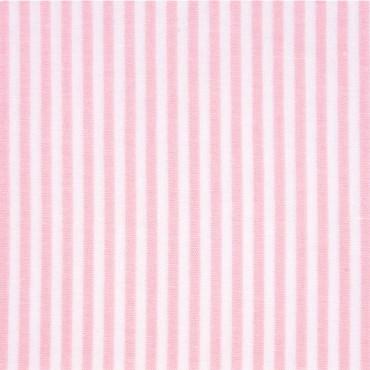 Tela patchwork: rayitas rosa claro