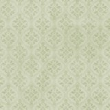 Tela patchwork Mirabelle brocado verde musgo