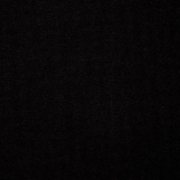 Tela patchwork lisa en negro