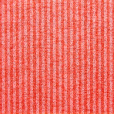 Tela patchwork Mirabelle La Vie en Rose rayas adamascadas en rojo