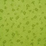 Tela patchwork Forever Love Flora campanillas en verde 1