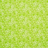 Tela patchwork Fresh Market rodajitas de lima 1