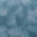 Tela patchwork Gorjuss Rainbow Dreams circulitos en azul 1