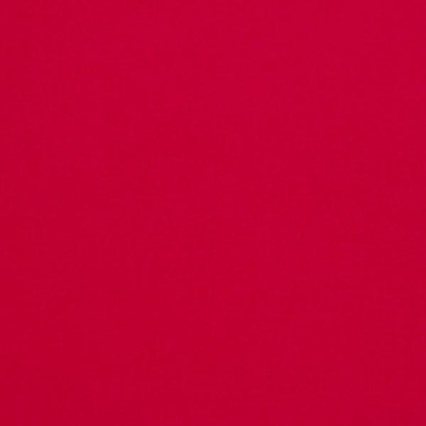 Tela patchwork lisa rojo cardenal
